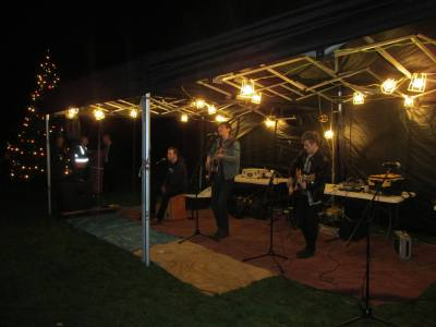 The Band, North Road